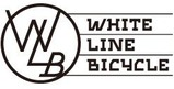 WHITE LINE BICYCLE