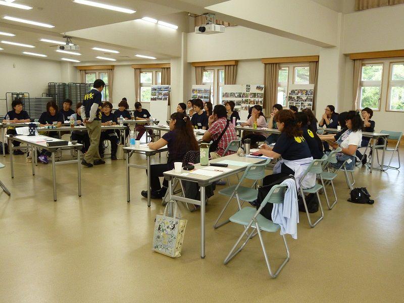 沖縄キャンプ7 基礎講座
