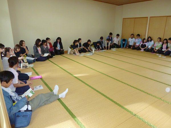 2回沖縄キャンプ スタッフ会議