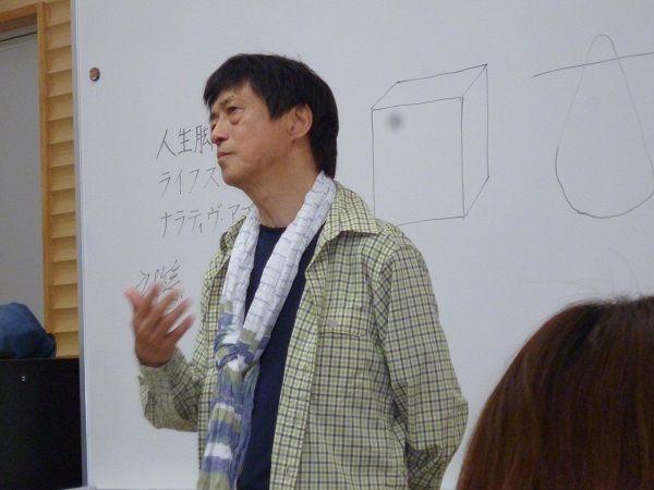2回沖縄キャンプ 勉強会伸二