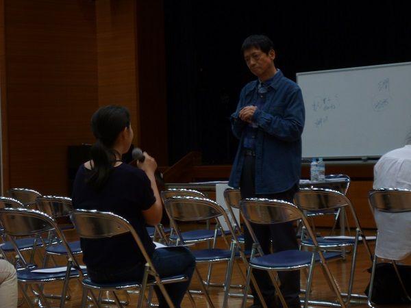 沖縄幼児吃音3 母親と対話