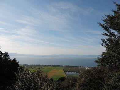 ウォークラリー3 琵琶湖