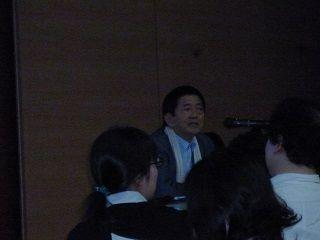 東大イベント 伸二講演