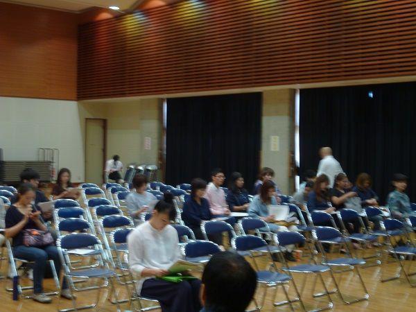 沖縄幼児吃音2 体育館