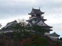 ち 高知城
