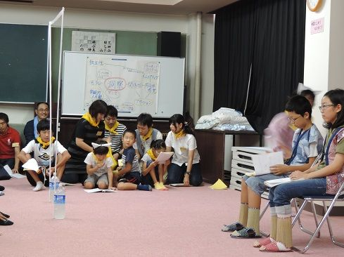 子どもの芝居5