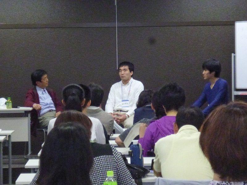 静岡キャンプ 3人で対談