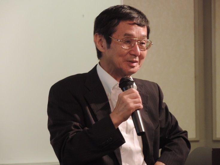 石隈さん 講義