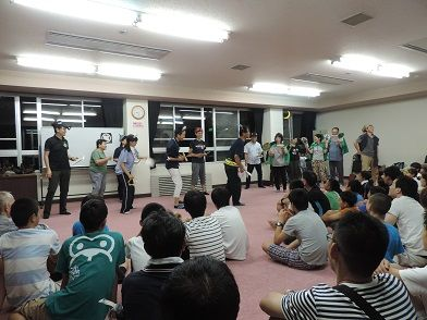サマキャン 見本の劇2