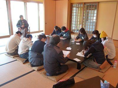 ちばキャンプ8 保護者学習会