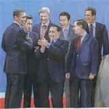 G8風刺画