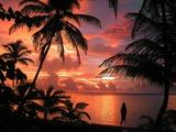 Belize の日の出