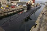 米原子力潜水艦ミシガン