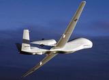 米軍無人偵察機グローバルホーク