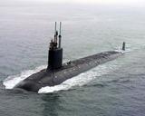 米バージニア級原子力潜水艦