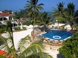 Belizeのホテルプール