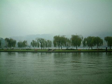 西湖 蘇堤