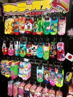 ドンキ ピカソ赤坂店の靴下(^^♪