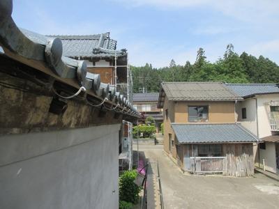 新潟県三条市の屋根外壁塗装リフォーム専門店遠藤組 雨樋取り替え工事