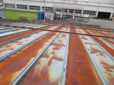 新潟県三条市 雨漏り修理 遠藤板金工業
