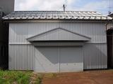 新潟県三条市屋根外壁塗装リフォーム専門店 遠藤組 外壁カラーガルバリウム鋼板カバー工事