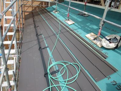 新潟県三条市の屋根外壁塗装リフォーム専門店 遠藤組 安全第一です。
