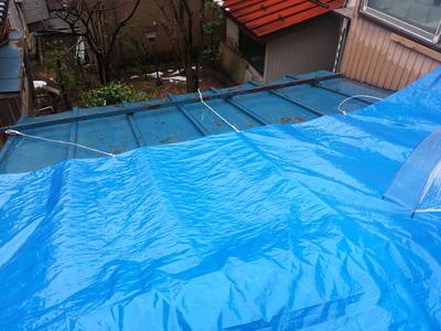 新潟県三条市の屋根外壁リフォーム専門店《遠藤組》雨漏り調査
