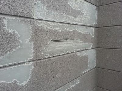 新潟県三条市の屋根外壁塗装リフォーム専門店 遠藤組 窯業系サイディングの凍害