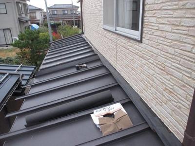 新潟県三条市の屋根外壁塗装リフォーム専門店遠藤組 屋根S式カバールーフ