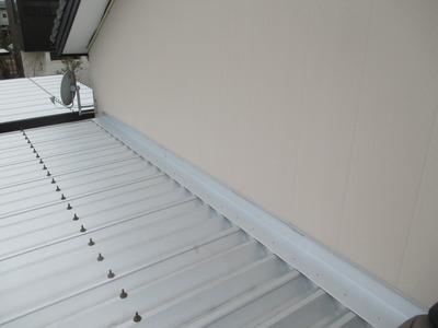 新潟県三条市の屋根外壁塗装リフォーム専門店遠藤組 カーポート雨水処理