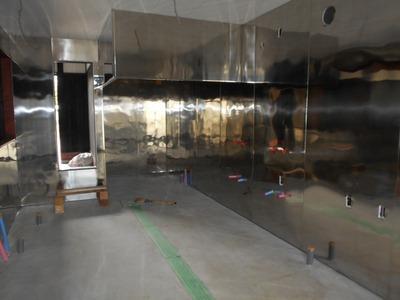 新潟県三条市屋根外壁塗装リフォーム専門店遠藤組 新潟市店舗厨房ステンレス板貼り