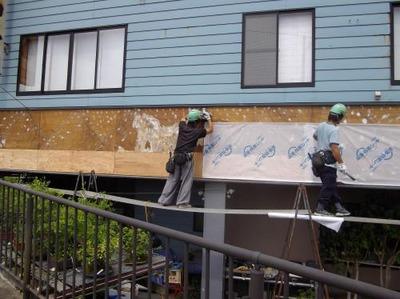 新潟県三条市の屋根外壁リフォーム専門店《遠藤組》 サイディング補修