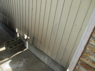 新潟県三条市の屋根外壁塗装リフォーム専門店遠藤組 外壁塗装工事前工程