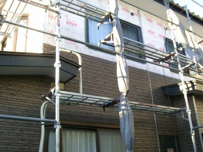 新潟県三条市屋根外壁塗装リフォーム専門店遠藤組  外壁張り替え工事