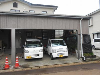 新潟県三条市の屋根外壁塗装リフォーム専門店遠藤組 金属サイディング張り