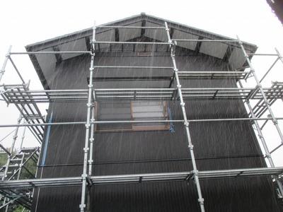 新潟県三条市の屋根外壁塗装リフォーム専門店遠藤組 ニチハの外壁材でリフォーム
