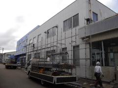 新潟県三条市の屋根外壁塗装リフォーム専門店《遠藤組》 ALC外壁のリフォーム