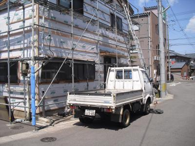 新潟県三条市屋根外壁塗装リフォーム専門店《遠藤組》ここまで来ると「新築?」
