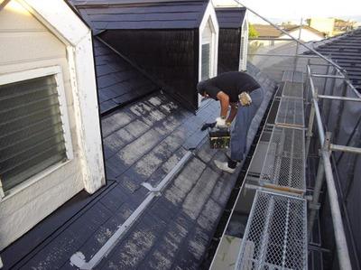 新潟県三条市屋根外壁塗装リフォーム専門店《遠藤組》 屋根塗装