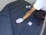 K様邸屋根塗装工事