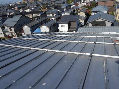 新潟県三条市の屋根外壁塗装リフォーム専門店遠藤組 雨漏り修理コーキング