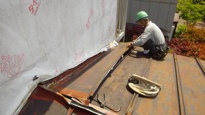 新潟県燕三条の屋根葺き替え工事 屋根外壁リフォーム専門店遠藤組