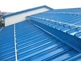 ニュールーフとかSV−4とか呼ばれカバーする専用の屋根材です。