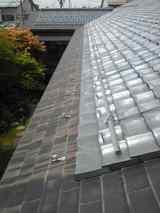 屋根銅板の補修工事 新潟県三条市屋根・外壁・塗装リフォーム専門店遠藤組