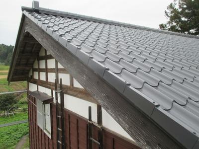 新潟県三条市の屋根外壁塗装リフォーム専門店遠藤組 かわら455