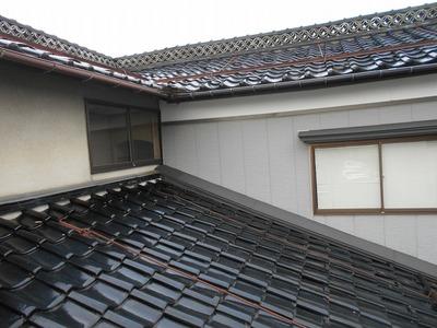 新潟県三条市の屋根外壁塗装リフォーム専門店遠藤組 雨漏り修理瓦屋根