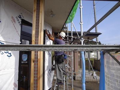 新潟三条屋根外壁塗装リフォーム専門店《遠藤組》外壁カラーガルバリウムバリウム鋼板カバー工事
