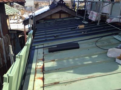 新潟県三条市の屋根外壁リフォーム専門《遠藤組) S式カバールーフ