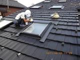 新潟屋根外壁塗装リフォーム専門店遠藤組オーバーフローによる雨漏りの改善工事