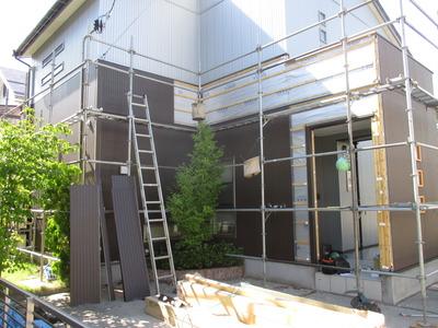 新潟県三条市の屋根外壁塗装リフォーム専門店遠藤組 外壁リフォーム
